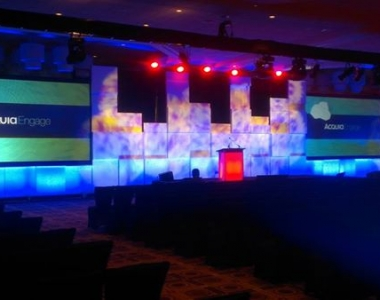 Acquia Event All Lighting Done By Mackay Lighting Design