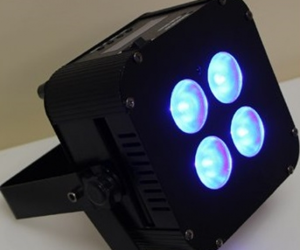 New CUBEecho DMX RGBWA now in Inventory!